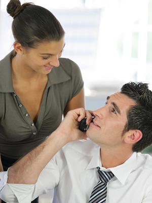 Signs wife is cheating with co worker