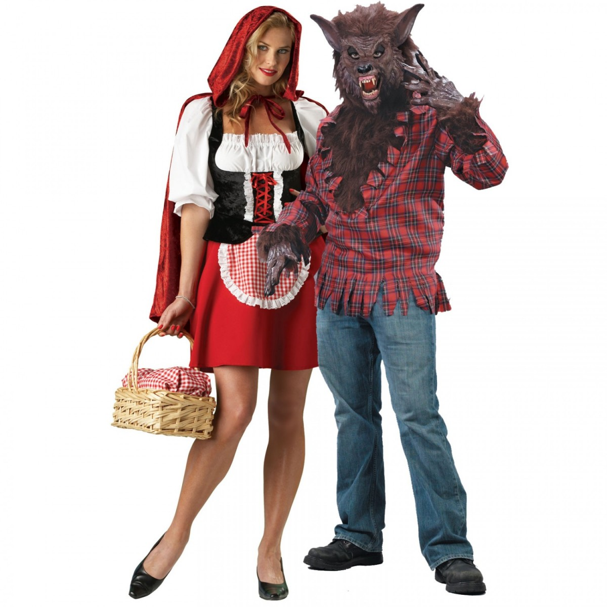 6 Cute Halloween Costumes for Couples - 29Secrets
