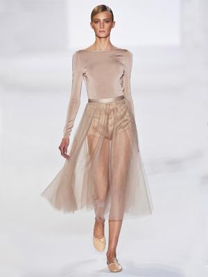 Ballet-Inspired Fashion