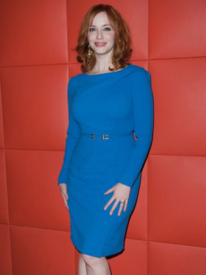 S - Christina Hendricks 300x400