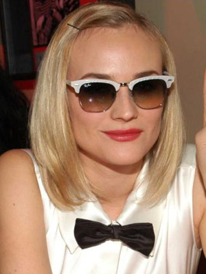 S - Diane Kruger RayBans 300x400