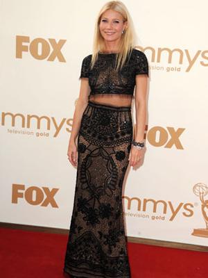 Gwyneth Paltrow Emmys 2011