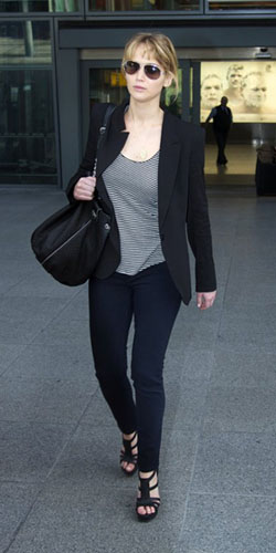 Jennifer Lawrence Blazer