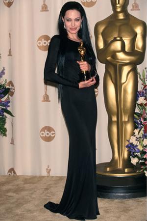 Angelina Jolie Oscars 2000
