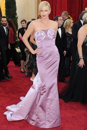 Charlize Theron Oscars 2010