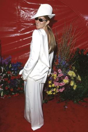 Celine Dion Oscars 1998