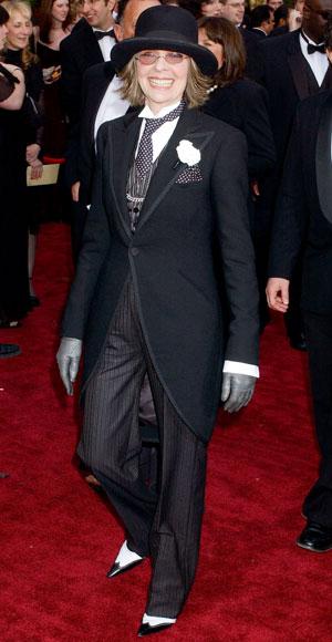 Diane Keaton Oscars 2004
