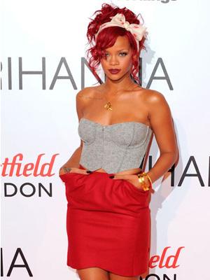 Rihanna Costume