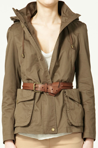 S - Zara Safari Jacket 200x300