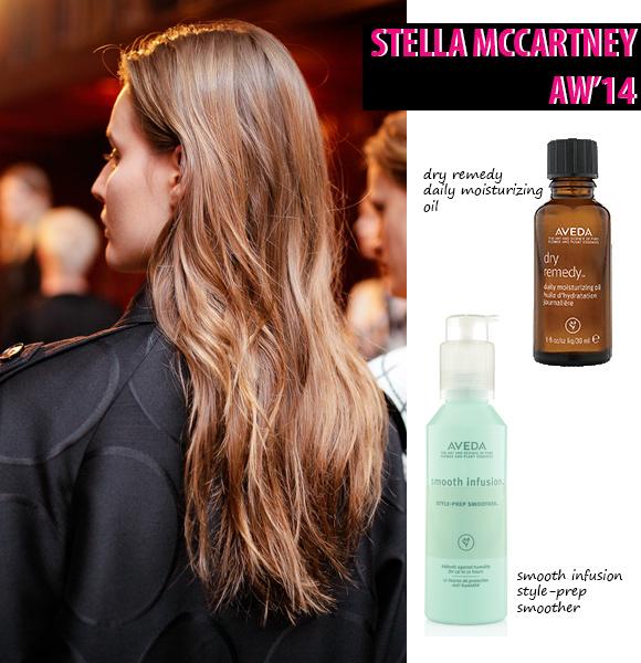 Aveda dry hair oil
