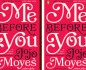 Win a Signed Copy of Me Before You!