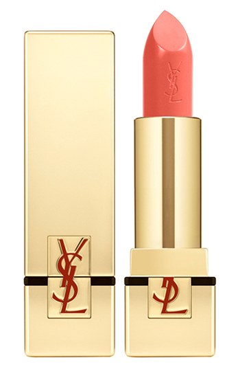 YSL Rouge Pur Couture in Corail Legende